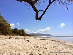 Costa Rica en fotos. Playa Santa Teresa. Nicoya. Costa Rica