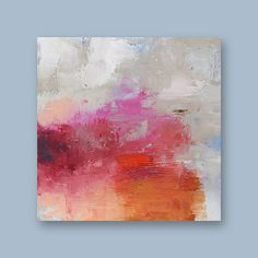 Art abstrait peinture 12 x 12 Art contemporain