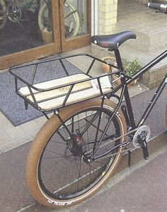 Wooden Crates Bicycles And Bikes On Pinterest