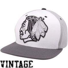 "NHL LNH Mitchell Ness Wool 2 Grey Tone Snapback Hat Cap NZ949 Chicago Blackhawks by Mitchell & Ness. $25.95. Stand out in the crowd AND own a hat that will last forever with this high quality hat made by the incomparable Mitchell & Ness Brand. Vintage style team logo embroidered on front panel in 3D. Features black snapback closure, and a flat bill. ""Mitchell & Ness"" embroidered on back panel. Back panels are gray. Authentic Mitchell & Ness merchandise. Officially L..."