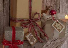 Pakettikortti viimeistelee lahjan