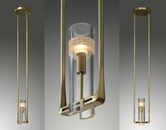 Jonathan Browning Studios specializes in the design of high-end, luxury lighting and accessories for architects and interior designers. Pendant Light Fixtures, Ceiling Fixtures, Ceiling Lamp, Pendant Lighting, Ceiling Lights, Pendant Lamps, Pendants, Lighting Concepts, Modern Lighting