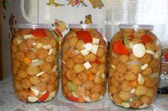 Krabi, Hocus Pocus, Dips, Cereal, Jar, Vegetables, Breakfast, Food, Author