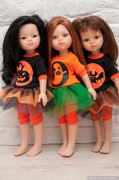 комплекты с юбочками для подружек Paola Reina / Одежда для кукол / Шопик. Продать купить куклу / Бэйбики. Куклы фото. Одежда для кукол