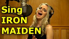 How To Sing Like Bruce Dickinson / Iron Maiden / Trooper / Gabriela Gun ...