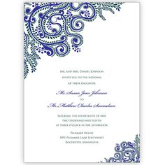 Printable Vines Indian Wedding Invitations By EdenWeddingStudio 4500 Engagement Invitation Cards