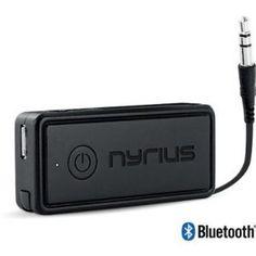 6. Nyrius, Songo Portable Wireless Bluetooth Receiver