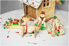 8 Pcs Christmas Cookie Stainless Steel Cookie Cutter