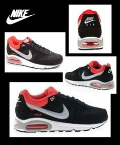 size 40 acdca 63f49 Men s nike air max command sneakers size 11, 12, 13 black 397689 085 new in  box