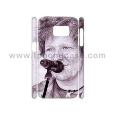 Galaxy S7 Full Body Durable Hard Case Design With Ed Sheeran