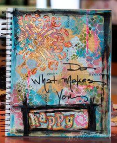 Leslie Avila: Do What Makes You Happy.......