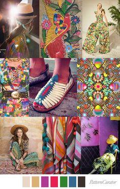 BAHIA CABANA | pattern curator | Bloglovin'