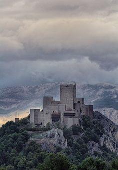 travelingcolors: Santa Catalina Castle, Jaén | Spain (by ces@r_)
