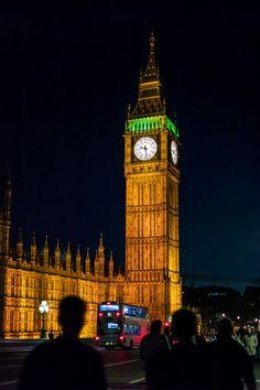 Big Ben - London - England (byAlessandro Grussu) IFTTT Tumblr