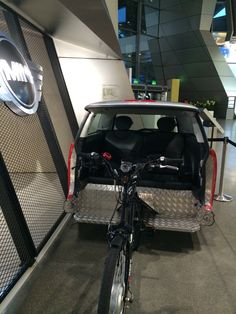 Mini cykel