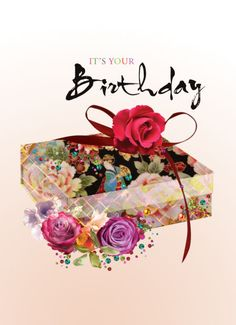 Lara Skinner - Unknown Copy - Happy New Year 2019 Happy Birthday Wishes Cards, Happy Birthday Flower, Birthday Blessings, Birthday Wishes Quotes, Happy Birthday Pictures, Happy 2nd Birthday, Card Birthday, Birthday Posts, Birthday Ideas