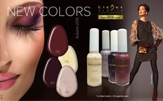 New Colors Laquer Autumn2015 #nail #lacquer #fashion