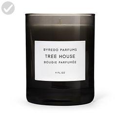 Byredo Fragranced Candle - Tree House 240g/8.4oz - Fun stuff and gift ideas (*Amazon Partner-Link)