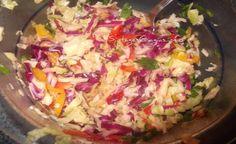 Σαλάτα Πανδαισία Potato Salad, Salad Recipes, Cabbage, Salads, Potatoes, Vegetables, Ethnic Recipes, Food, Greek Recipes