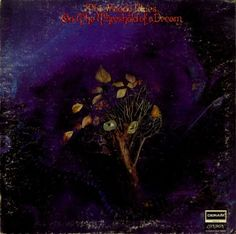 1969 Vinyl LP Album Classic Rock The Moody Blues On The Threshold Of A Dream Record Sixties 60's Gatefold