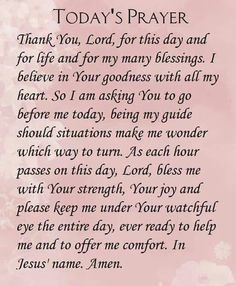10 sunday prayer quotes and sayings for the day. Prayer Scriptures, Bible Prayers, Faith Prayer, God Prayer, Prayer Quotes, Catholic Prayers Daily, Prayers For Forgiveness, Wife Prayer, Guidance Quotes