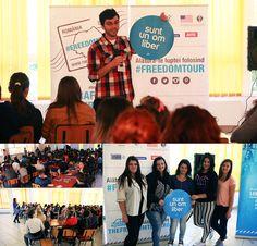 Prevenire cu elevii in Oradea. Freedom, Tours, Movies, Movie Posters, Liberty, Political Freedom, Films, Film Poster, Cinema