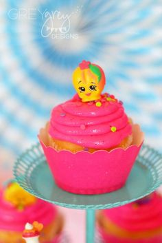 Brittany S's Birthday / Shopkins - Photo Gallery at Catch My Party Birthday Party Themes, Birthday Ideas, Baby Birthday, I Party, Party Ideas, Shopkins, Holiday Parties, Desserts, Brittany