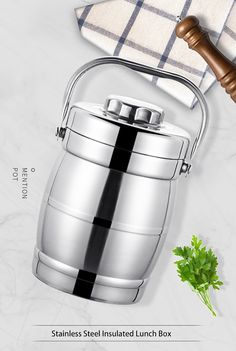 Food container thermos made of stainless steel 1.4L-3L Lunch Box Containers, Barware, Eco Friendly, Water Bottle, Stainless Steel, Dark, Decor, Decoration, Water Bottles