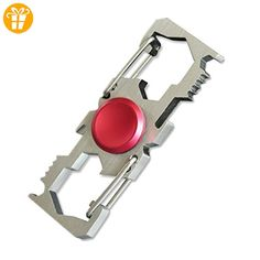 Bright Luster Used As A Key Ring An Aluminum Alloy Carabiner With Screw Cap For Example
