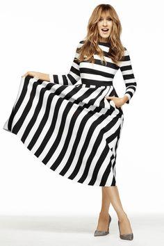 Sarah Jessica Parker for Harper's Bazaar - October 2015