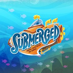 Many Ideas for Submerged VBS from Mr. Mark's Classroom