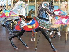 dallas fair park carousel - Google Search