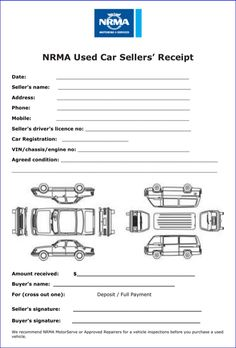 automotive sample invoice template car receipts pinterest