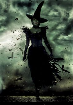 Rebecca Mader as Wicked Witch in Once Upon A Time