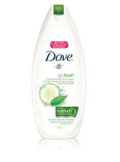 go fresh® Cool Moisture® Body Wash with NutriumMoisture® Dove Products, Dove Go Fresh, Makeover Tips, Shower Gel, How To Feel Beautiful, Body Wash, Deodorant, Moisturizer, Skin Care