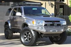 Toyota – One Stop Classic Car News & Tips 2002 4runner, 3rd Gen 4runner, Toyota 4runner Trd, Toyota 4x4, Toyota Trucks, Toyota Tacoma, 4x4 Trucks, Ford Trucks, Land Cruiser 4x4