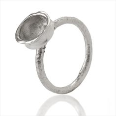 Swelter Mini Ring by Kirsten Hendrich Jewellery. If you are looking to commission a wedding ring or engagement ring be sure to try our Gift Guru. We can introduce you to some fab new makers and offer advice. Call 01142216494 ever Wednesday or go to our website for the online service.