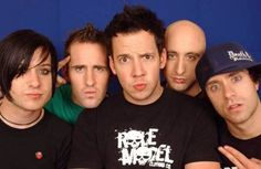 Simple Plan. I've loved them since 7th grade!!