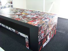 Our Creative And Awesome Boardroom Table