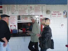 Flo's Clam Shack in Newport Beach, RI | Favorite Places & Spaces | Pi ...