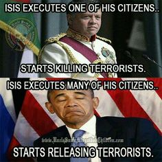 Obviously Obama is on the side of the Terrorists. Who hasn't figured that out yet?!?