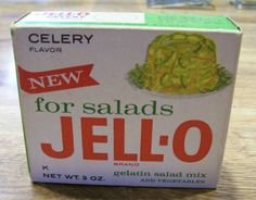 Celery flavored Jell-O?  Purple ketchup?  We have 10 food launches that majorly flopped!