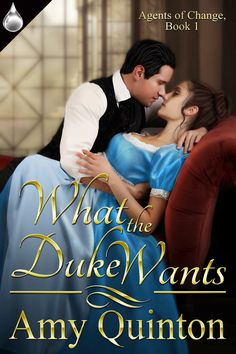 Amy Quinton - What the Duke Wants