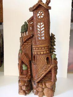 Many brick carving by Reynold Brix