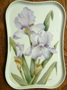 Len iris tray