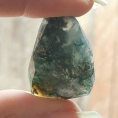 Check out this item in my Etsy shop https://www.etsy.com/listing/270530799/44ct-moss-agate-nugget-pendant-bead