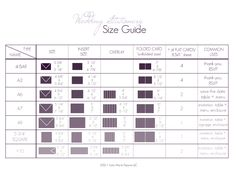 21 best sizes for invites and envelopes images invites invitation