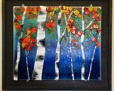 Fused Glass art, Fused glass, handmade fused glass,fused glass wall panel, Fused Glass art, handmade fused glass panel, fused glass wall art