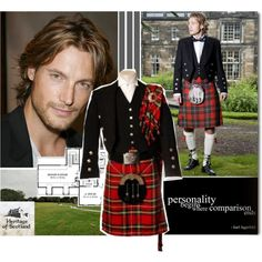 """""""Heritage of Scotland 28"""" by tinasxx on Polyvore"""