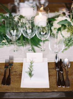 Elegant Blue Hill Farm Wedding